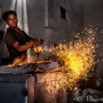 Spark in Ironworks (Gujarat)